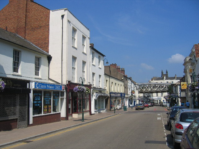 Clemens Street, Royal Leamington Spa