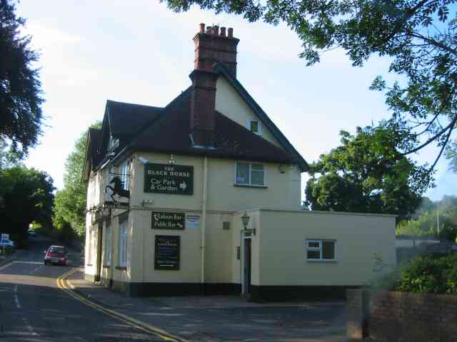 The Black Horse   Tring