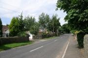 Elmton village