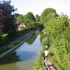 Reinstated canal at Little Tring