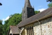 St Bartholomew Church, Burstow, Surrey
