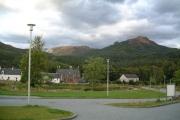 Balmacara Square near Lochalsh