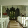 Interior of Shobdon Church