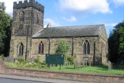 Parish church of St. George & St. Mary, Church Gresley