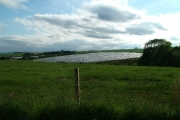 Covered Fields at North Everton