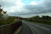 Test Lane and Red Bridge, Southampton