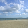 Sandbanks beach at Poole Head