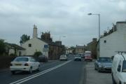 A6 in Galgate