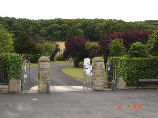 Coed Bell Cemetery