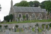 Fyvie church