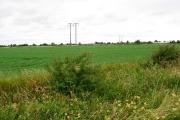 Farmland near Sigglesthorne