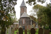 Bride Church - Isle of Man