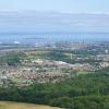 Edinburgh from White Hill, Bonaly Country Park