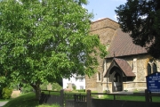 St. Mary's Church, Stapleford Abbotts, Essex