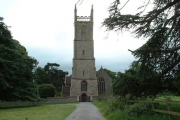 Tortworth St Leonard Church