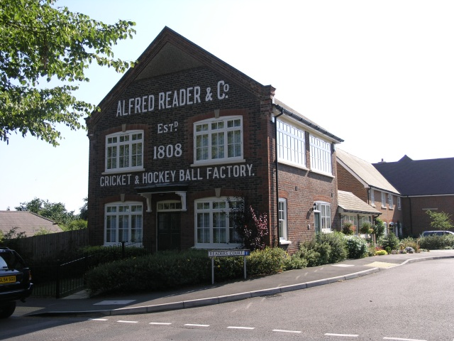 Alfred Reader & Co. Ltd Factory