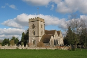Church of St Andrews, Owslebury