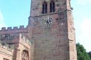 Parish church of St. Bertoline, Barthomley