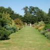 Borders in Waterperry Gardens
