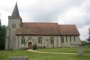 The Parish Church of St. Leonard Chelsham