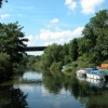 A474 crossing the River Avon, near Hanham