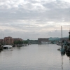 Bristol Floating Harbour, looking West.
