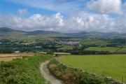 Ballacotch road.  Isle of Man.