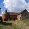 Oast houses and outbuildings at Homehouse Farm