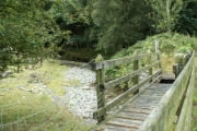 Footbridge, Pen-bont Rhydybeddau
