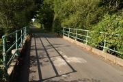 Bridge, Bernahara Road.  Isle of Man.