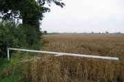 Farmland near Long Riston