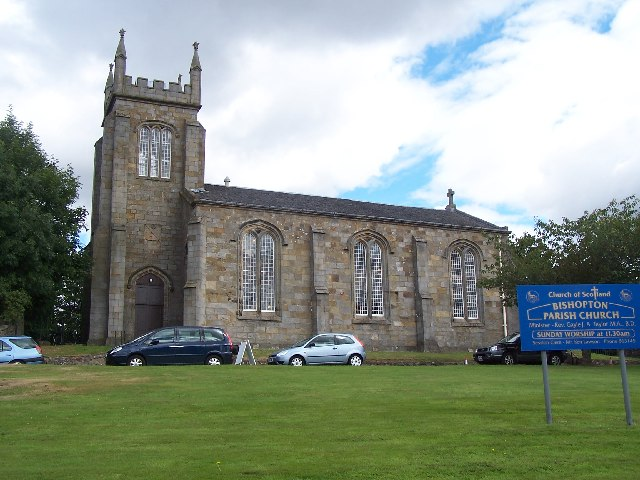 Bishopton parish church