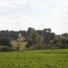 Cavenham Church in its village setting