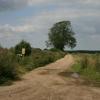 Track to Lackford Estate