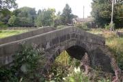 Packhorse Bridge, Clayton West