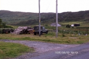 The road to Bunessan, Ross of Mull