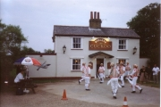 Radley Green near Willingale: The Cuckoo. Morris Men