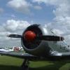 Aircraft Exhibit at North Weald Air Field