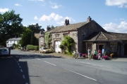 Bolton-by-Bowland village, Yorkshire