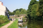 Gathurst Canal Bridge