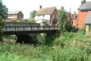 Eden bridge at Edenbridge