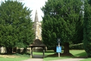 St Andrew's Church at Limpsfield Chart