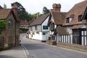 Ightham village, Kent