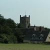 St Mary Magdalene & Cottage, Friston, Suffolk