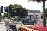 Braunton village centre