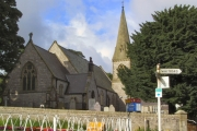 St.Pauls Church Gorsedd