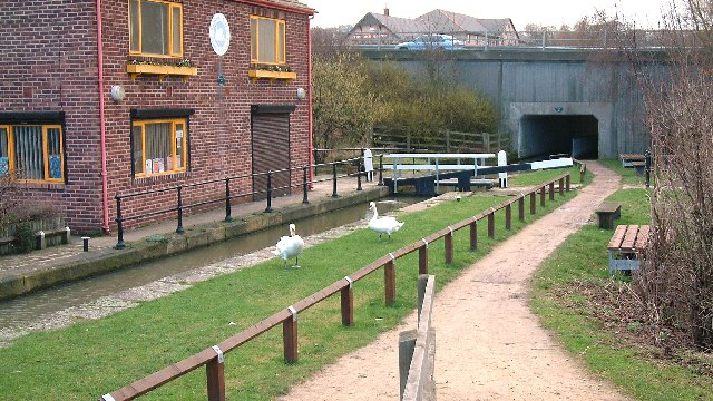Chesterfield canal visitor centre