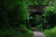 Imberhorne Lane bridge