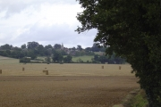 Farmland near The Pinnock