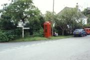 Mithian centre crossroads